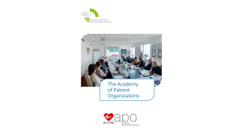 The Academy of Patient Organizations (APO)