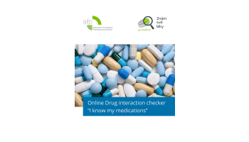 "Online drug interaction checker ""I know my medications"""